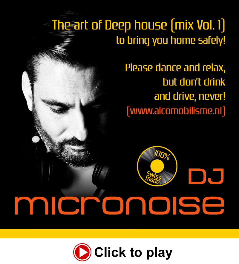 The art of Deep house (mix Vol. 1) - Micronoise